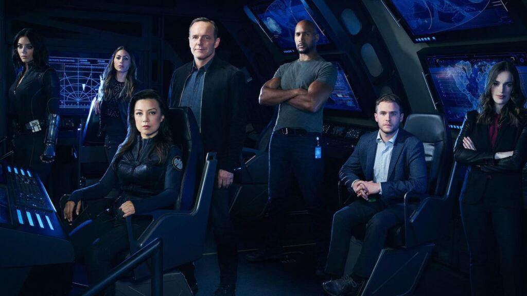 Il cambio di cast di Agents of Shield nel corso degli anni