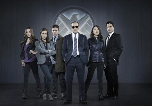 Il cast della prima stagione di Agents of Shield