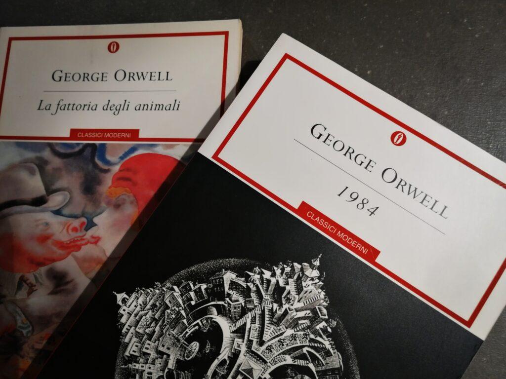 """George Orwell, e """"La fattoria degli animali"""""""
