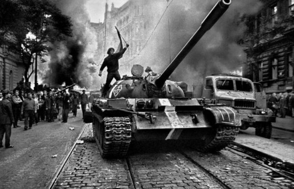 Milan Kundera, e la primavera di Praga