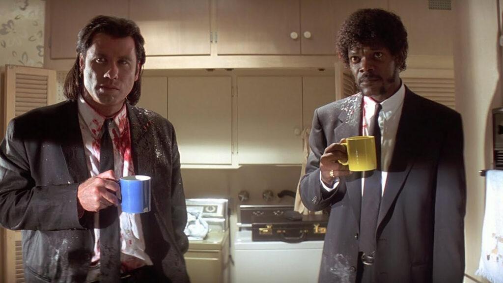 Quentin Tarantino, film Pulp Fiction
