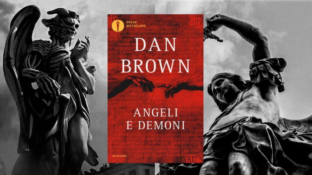 Angeli e demoni libro, il successo di Dan Brown