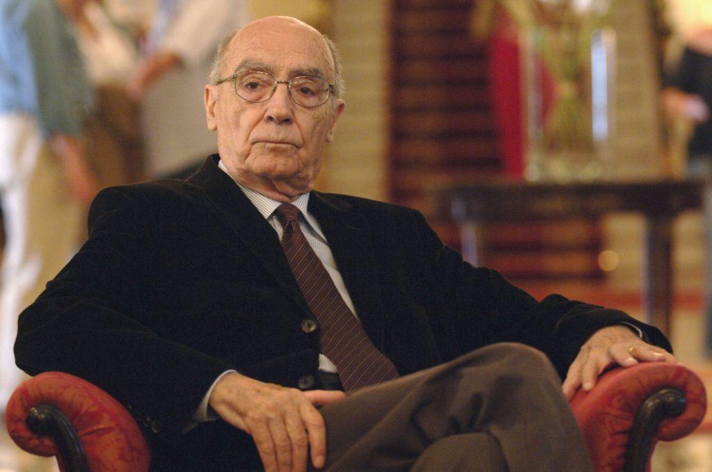Nobel Letteratura, lo scrittore José Saramago.