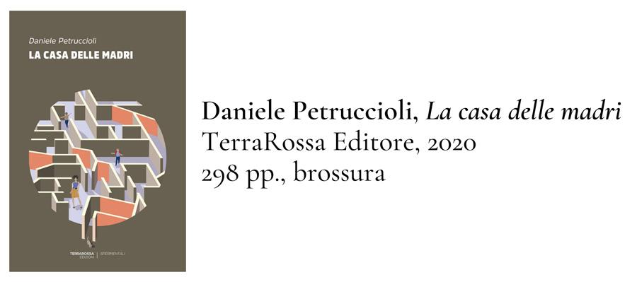 Daniele Petruccioli: nel suo libro, si inseguono spazi reali e metaforici
