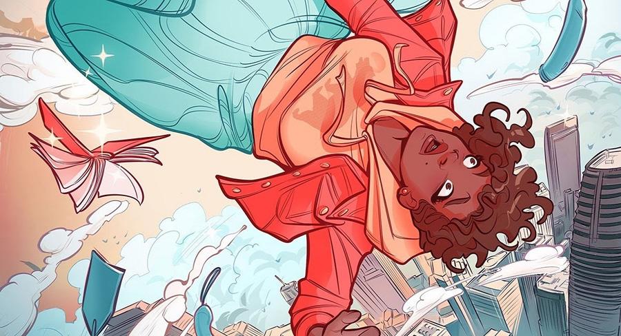 """Nuovi fumetti italiani: """"Alice in Leatherland"""" è pubblicato negli States, ma creato da due autrici italianissime"""