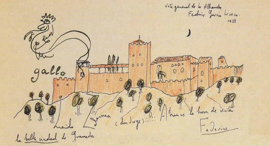 La raccolta di poesie di Garcia Lorca più completa in italiano è l'edizione Garzanti con testo spagnolo a fronte