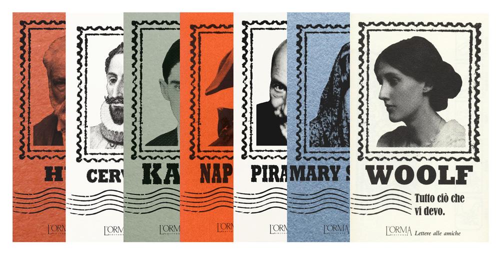 L'Orma Editore, una selezione di copertine dai Pacchetti