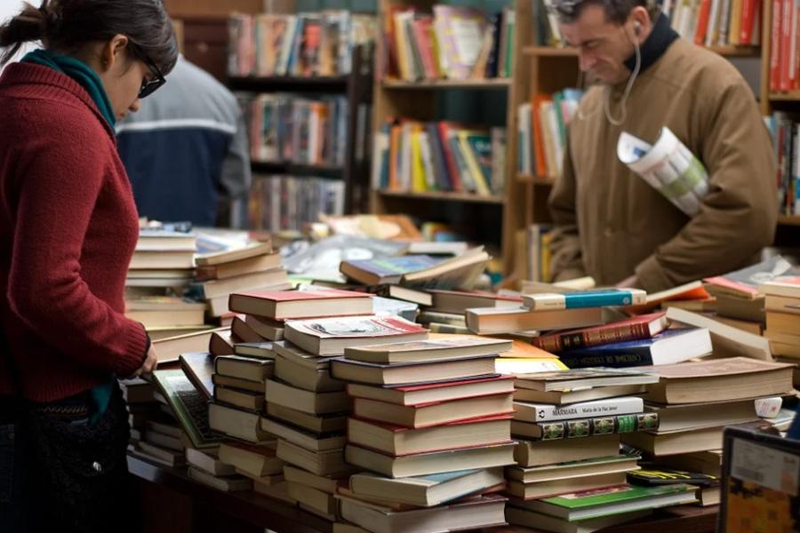 Circoli di lettura: diverse librerie indipendenti ne organizzano